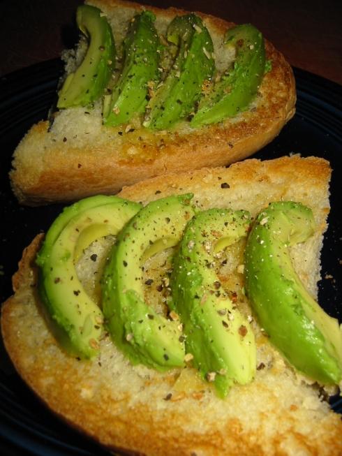 heaven toast